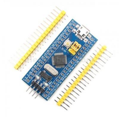Kit STM32F103C8T6 Blue Pill ARM Cortex-M3 Minimum System Development Board