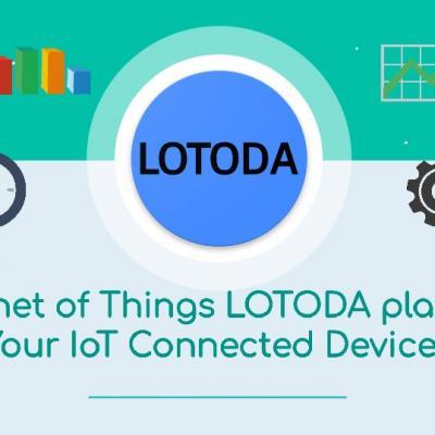 Hướng Dẫn Đăng Ký Tài Khoản IoT LOTODA trên website www.lotoda.vn